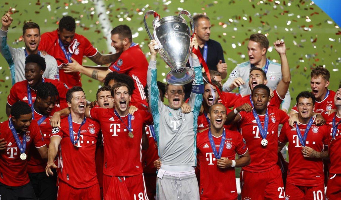 El club alemán, ya hegemónico desde hace décadas, suma fortuna y más poderío.