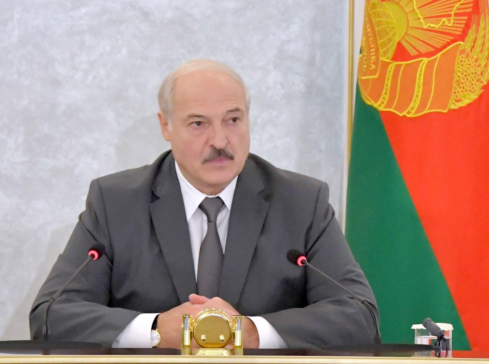 Aleksandr Lukashenko, cuestionado tras unas elecciones sospechosas (EFE)