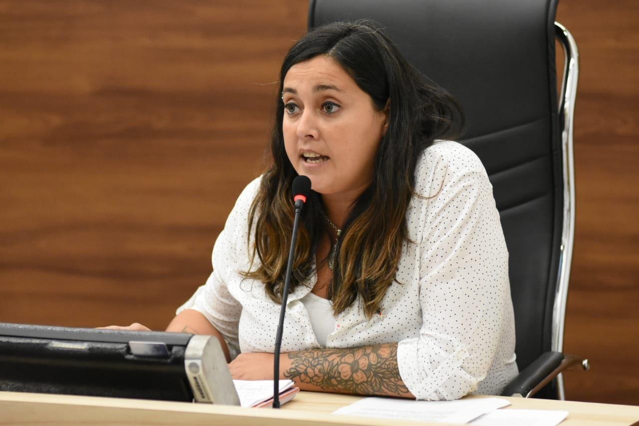 La iniciativa deMaríaLuz Olazagoitía no avanzó en el Concejo.