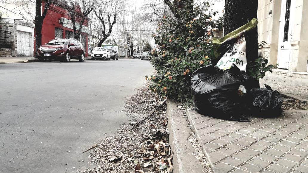 Luego de varios días, regresó la recolección de residuos voluminosos.