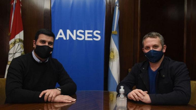 Marcos Cleri y Diego Mansilla.