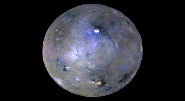 Ceres, el nuevo preferido de los científicos