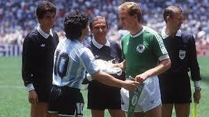 Final de México '86: ahí lo sufrió a Diego.