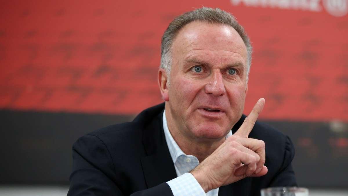El titular del Bayern Munich.