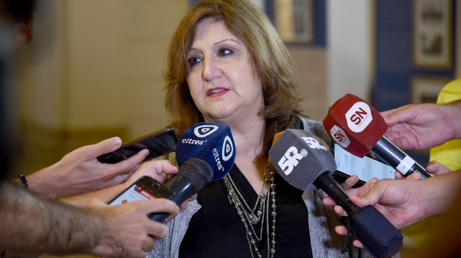 La ministra confirmó que en breve se convocará a una nueva reunión