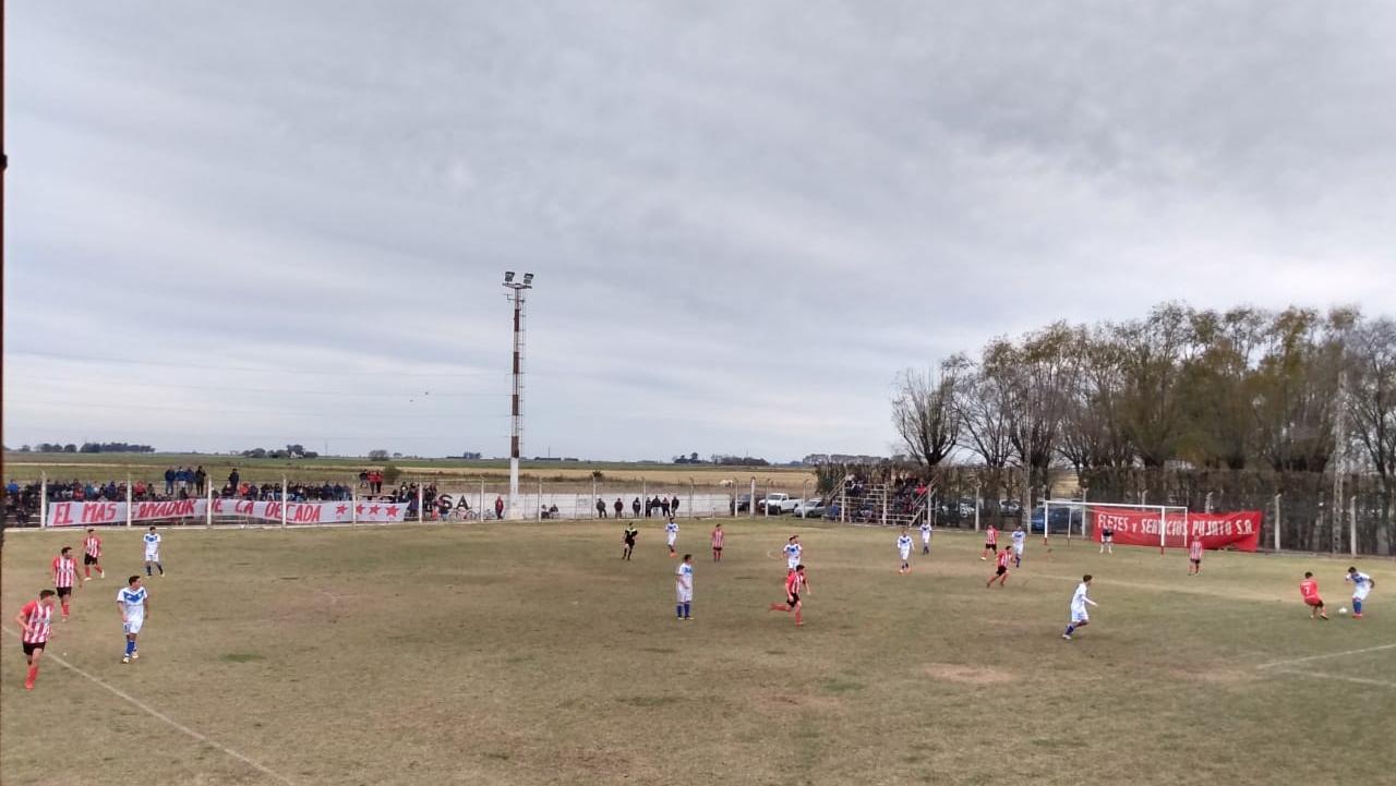 La Villa Deportiva recibió una tarde más de fútbol de la LIga.