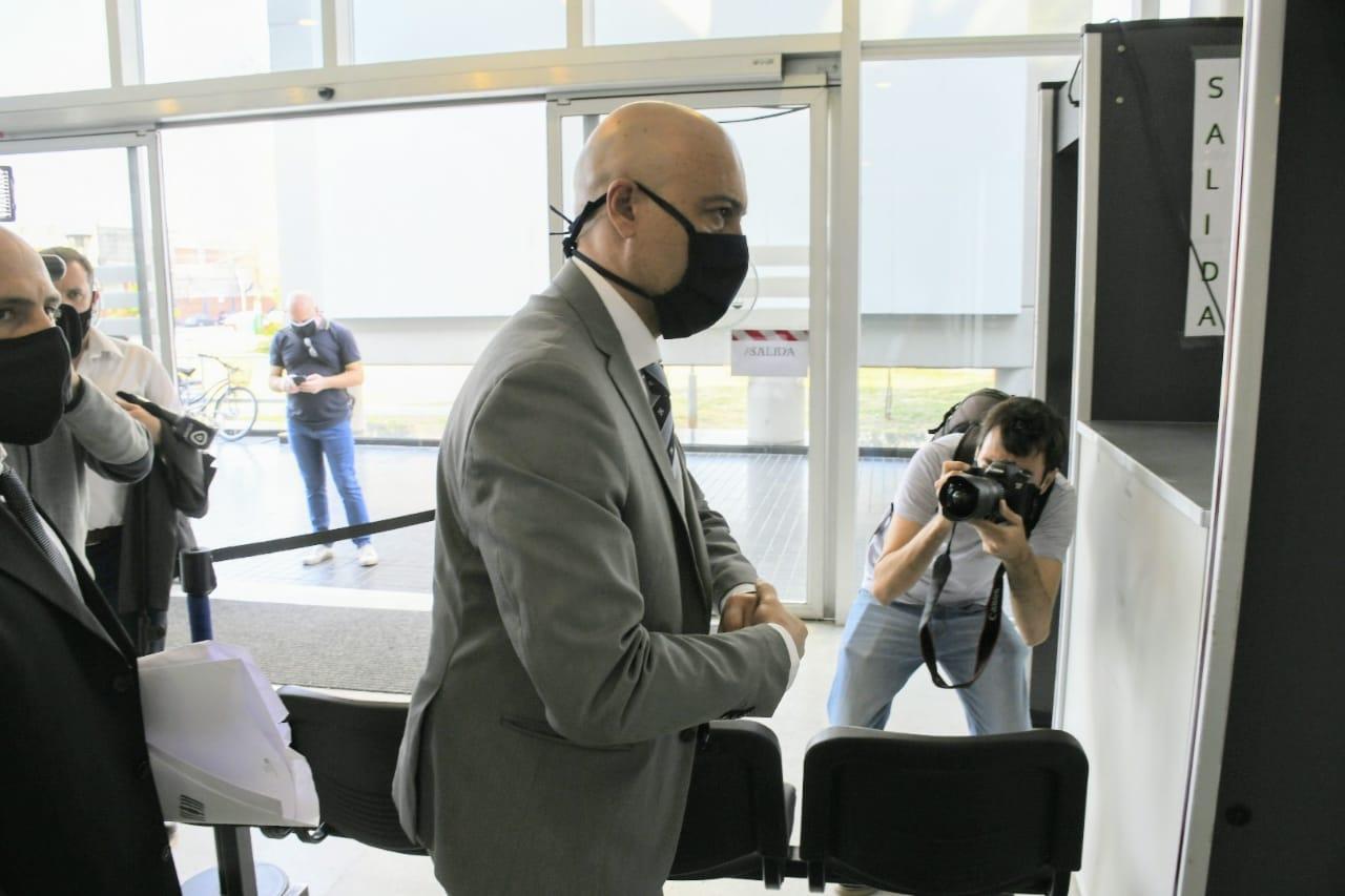 Ponce Asahad quedó en prisión por 90 días.