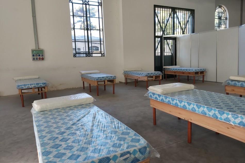 Casilda cuenta con centro de aislamiento municipal donde hoy se alojan tres pacientes.