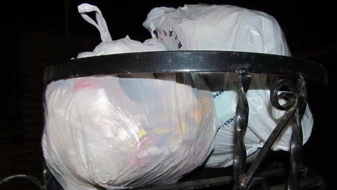 Sacar la basura de manera ordenada, una opción para esta época.