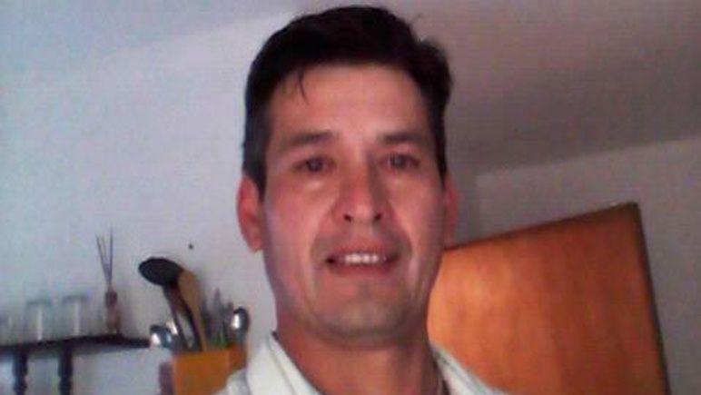 Juan Carlos Romero,el camionero asesinado.