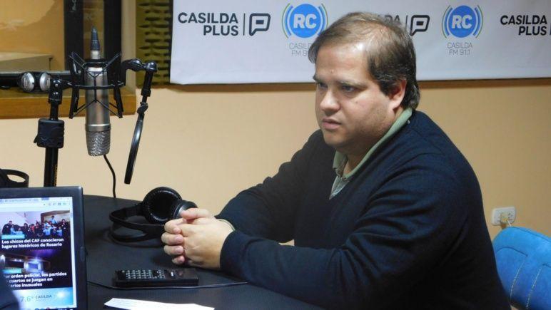"Covid 19 en San José de la Esquina: Ruani pidió ""no estigmatizar ni condenar""."