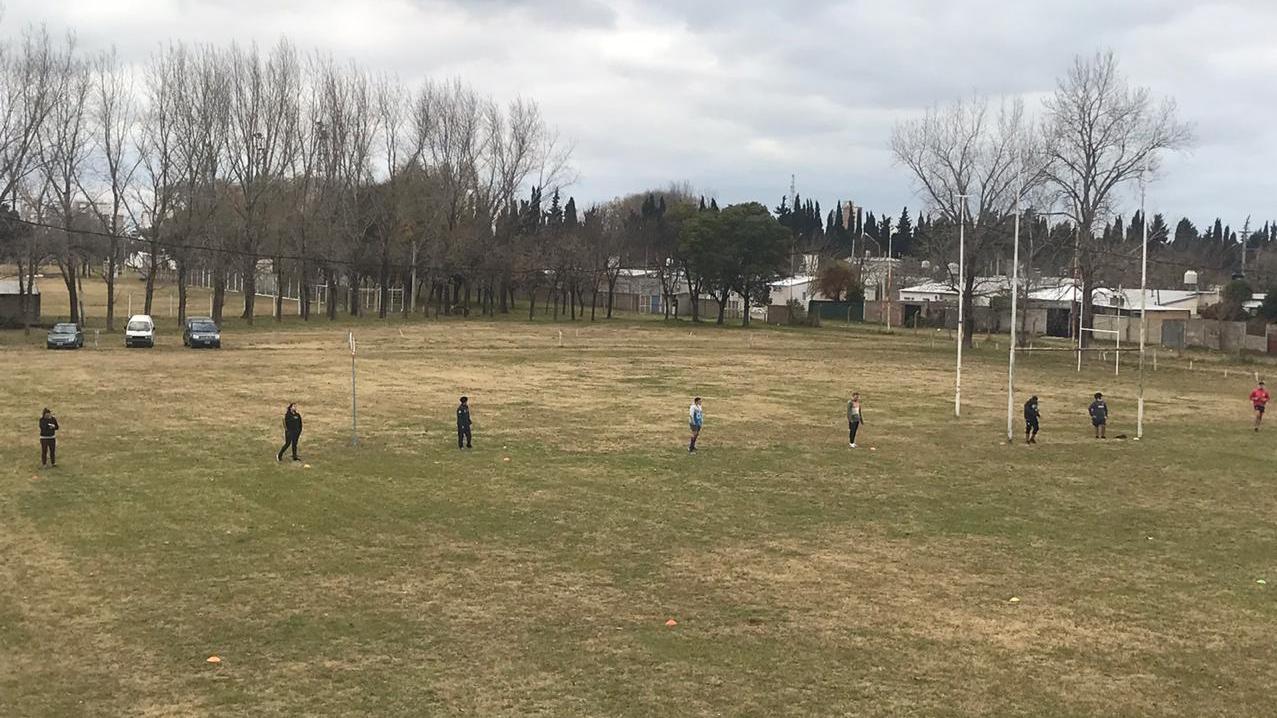 Los Toros pusieron en marcha sus entrenamientos tomando ciertas medidas.