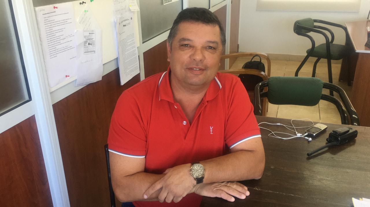 Omar Moya se comunicó telefónicamente con Radio Casilda.