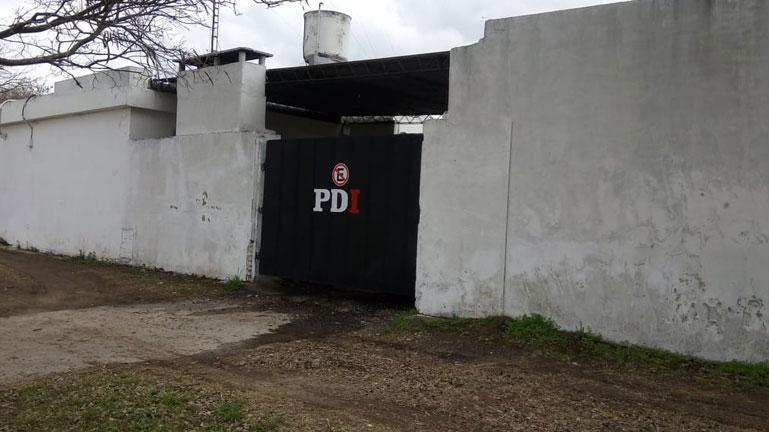 La investigación estuvo a cargo de la fiscalía de la ciudad de Casilda.