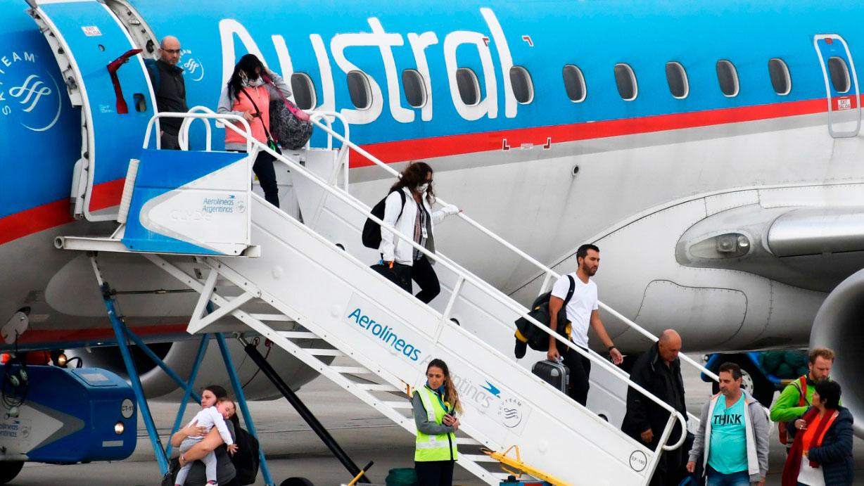 El aeropuerto de Rosario, con los ojos bien abiertos.