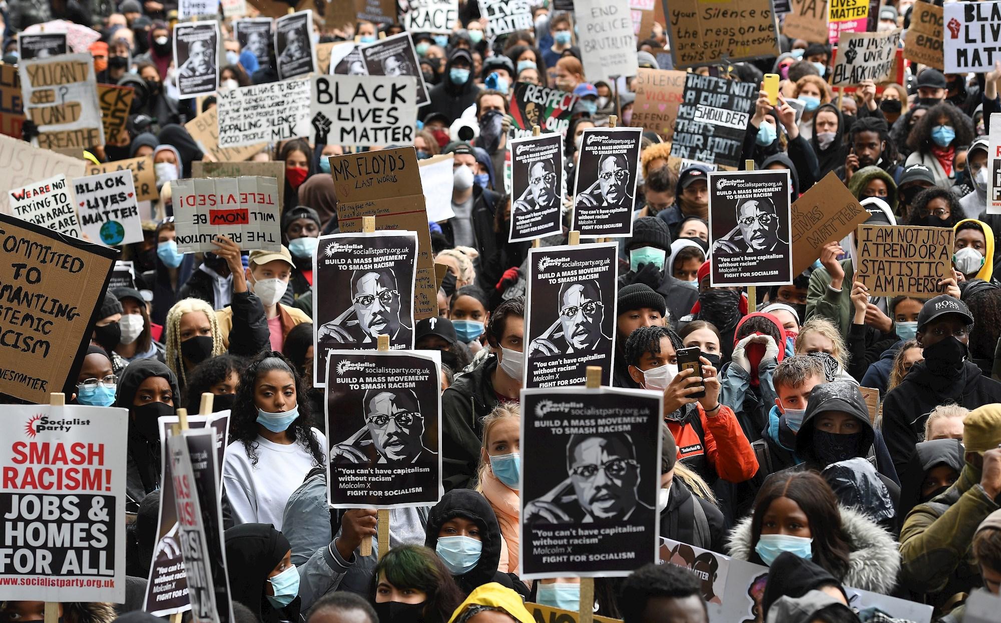 Marchas por todo el mundo (EFE)