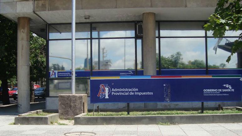 El edificio principal del API.