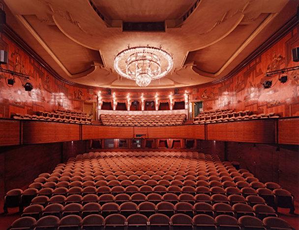 El Teatro Berline en todo su esplendor pre-pandemia