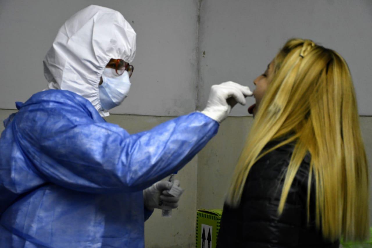 Uno de los nuevos infectados está internado en Buenos Aires.