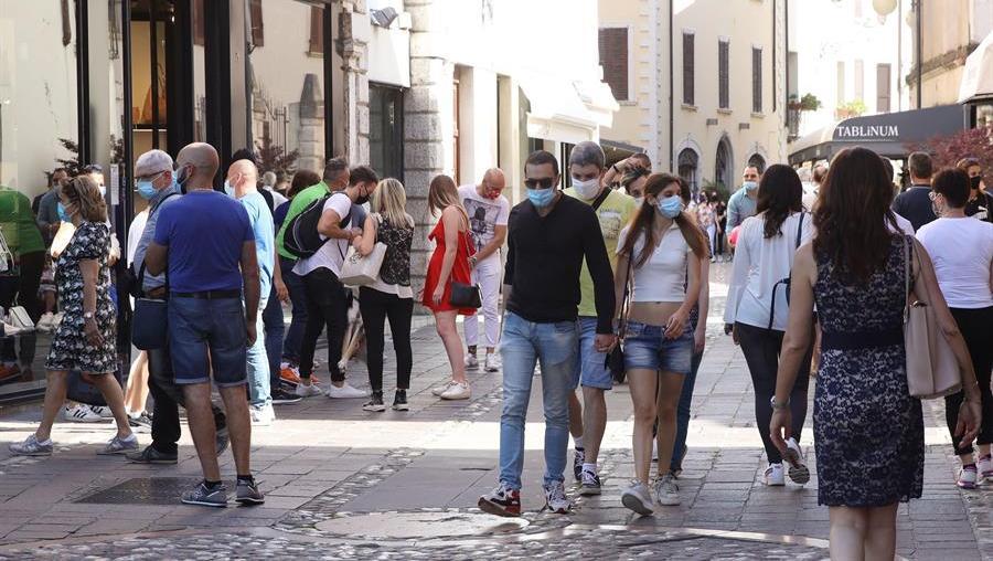 Italia empezó a inicios de mayo una flexibilización gradual de las medidas de aislamiento