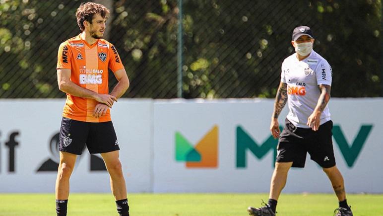 Jorge Sampaoli ya está instalado en Brasil.