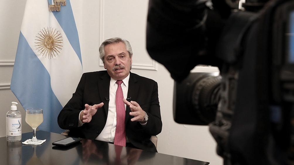 Alberto Fernández anunciará la continuidad del aislamiento