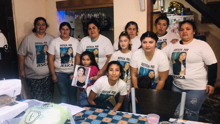 Todas las hermanas de Jesica esperaban la negativa de domiciliaria para Saucedo.