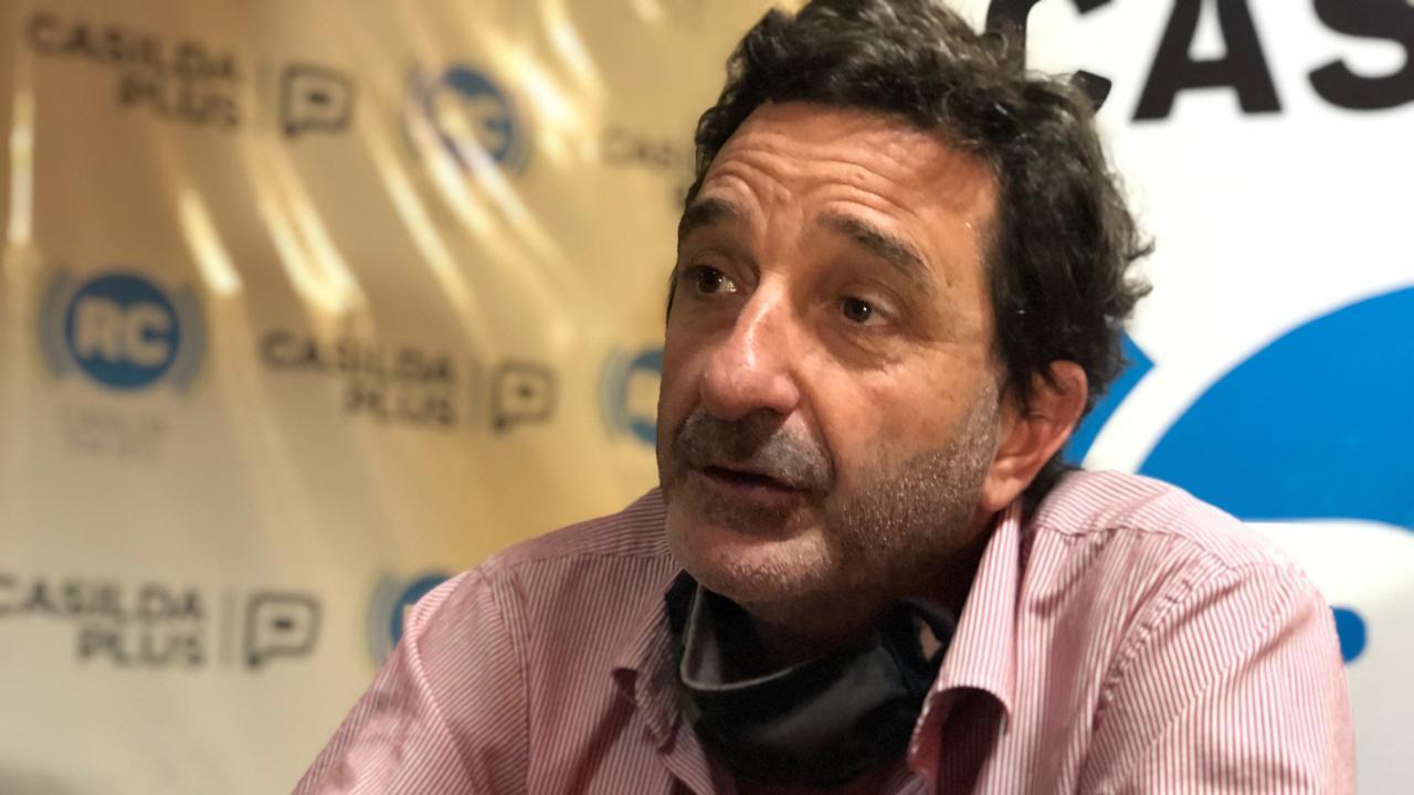 Golosetti preocupado por las reacciones de algunas personas en los retenes locales.