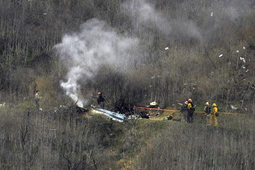 El helicóptero chocó contra una colina a 300 km/h