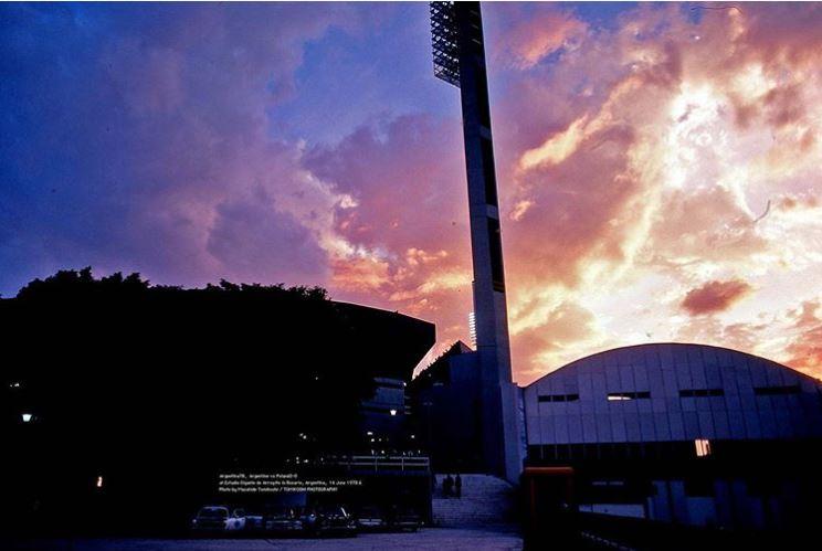 Argentina vs Polonia, Estadio Gigante de Arroyito, 14 Junio 1978
