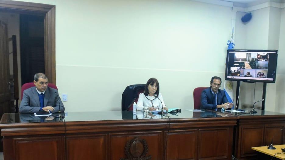 El tribunal se expidió con seis perpetuas y 4 condenas altas en una jornada histórica de fin de juicio en cuarentena.