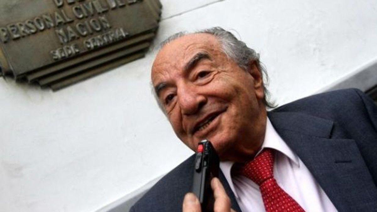 Armando Cavalieri, histórico dirigente del gremio mercantil.
