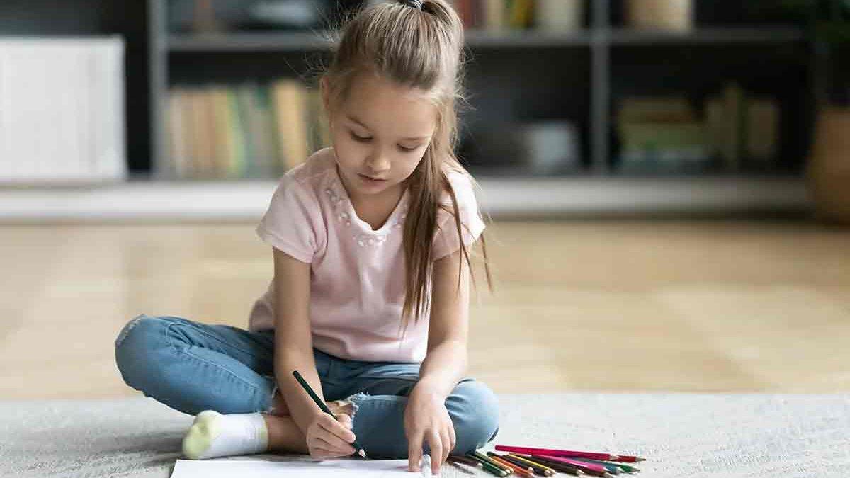 Niños y niñas pueden desarrollar angustias en esta situación disruptiva.