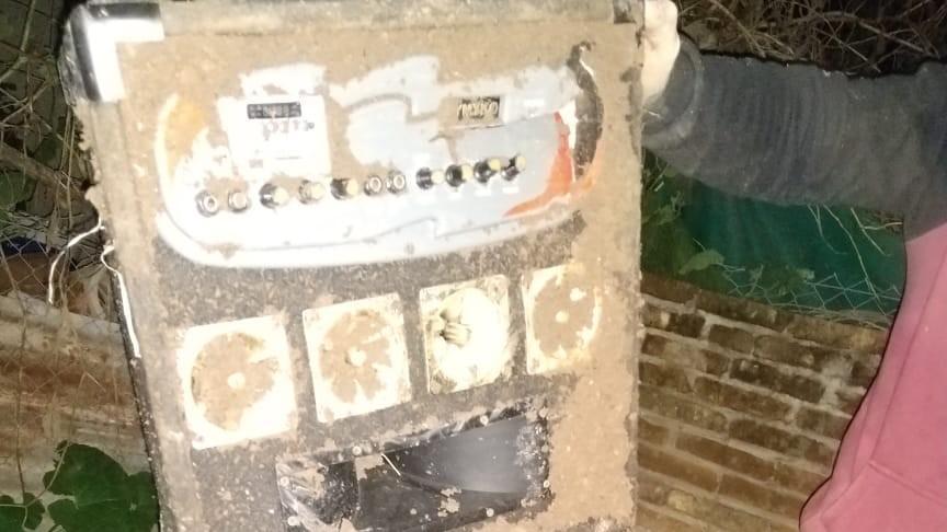 Sanford: ladrones escondieron lo robado enterrándolo en su patio