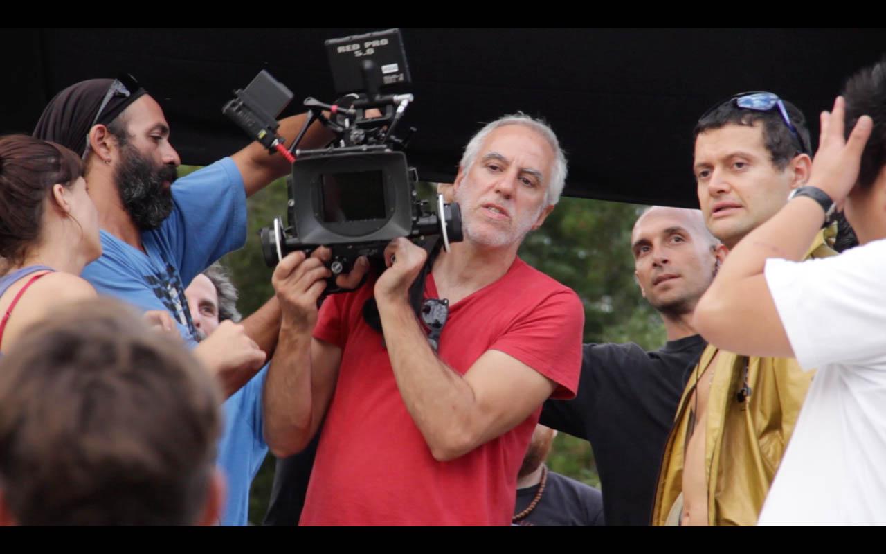 El director argentino Amin Yoma.