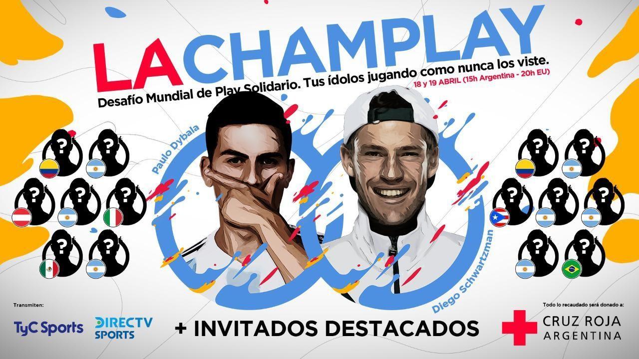 Se viene la Copa Champlay