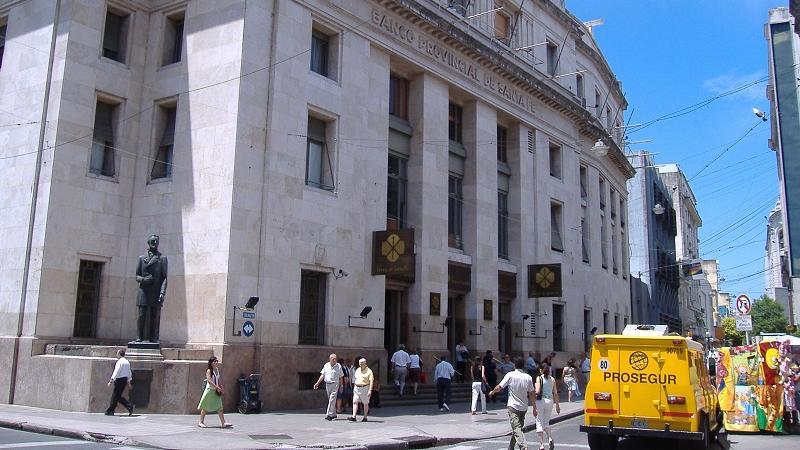 Casa central del BSF en Rosario.