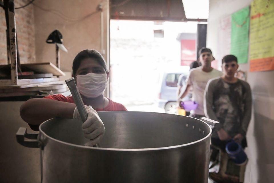 En Los Pumitas, la emergencia no empezó con el coronavirus.