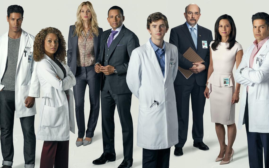 El elenco de la serie que aborda el autismo con originalidad.
