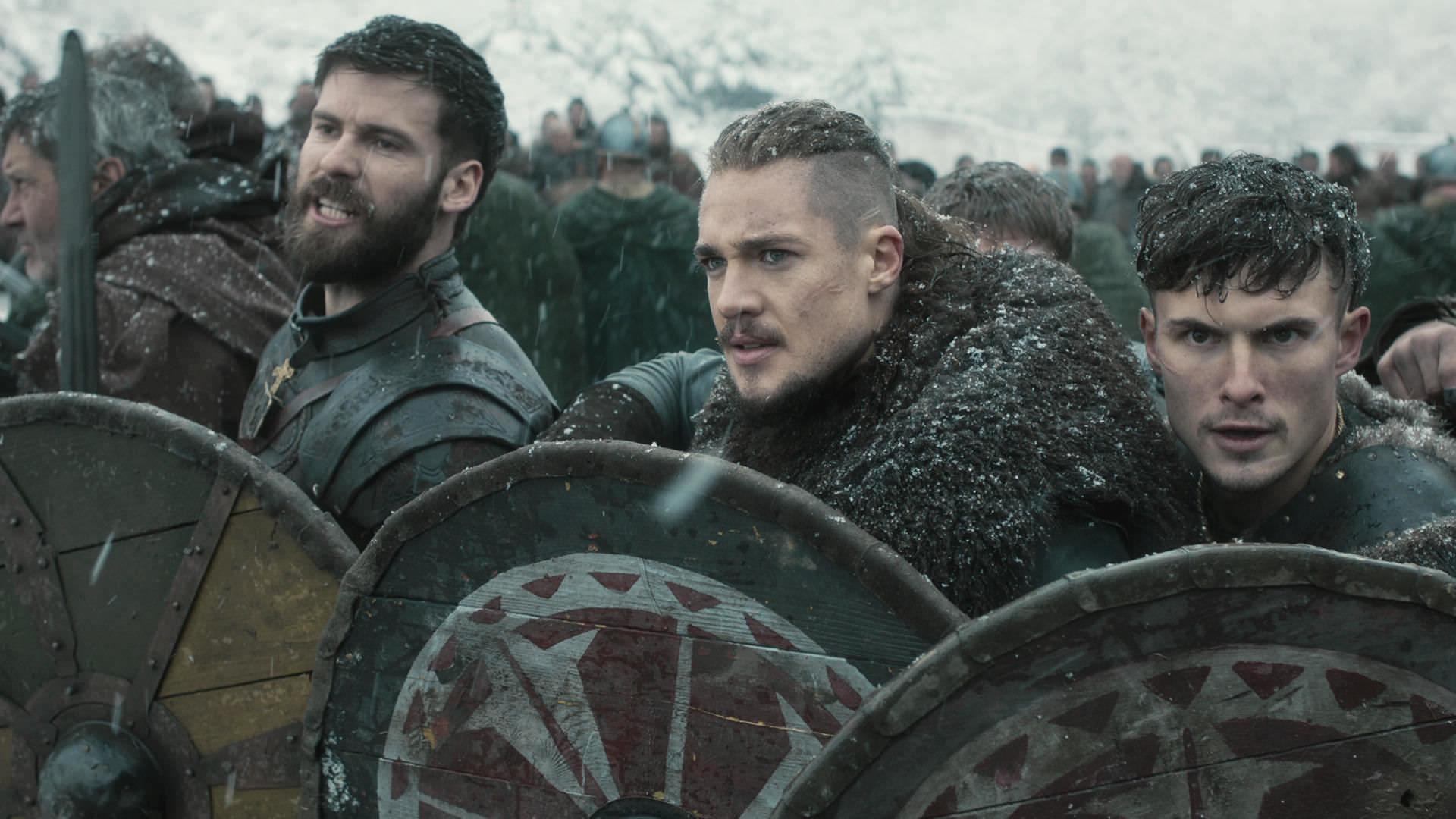 The Last Kingdom, otra serie que estrena temporada en abril.
