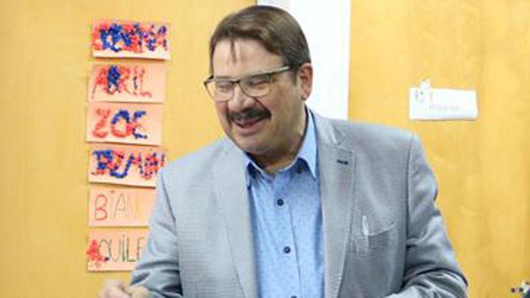 Eduardo Rosconi no falla. Fue el candidato más votado en Caseros y va por la renovación.