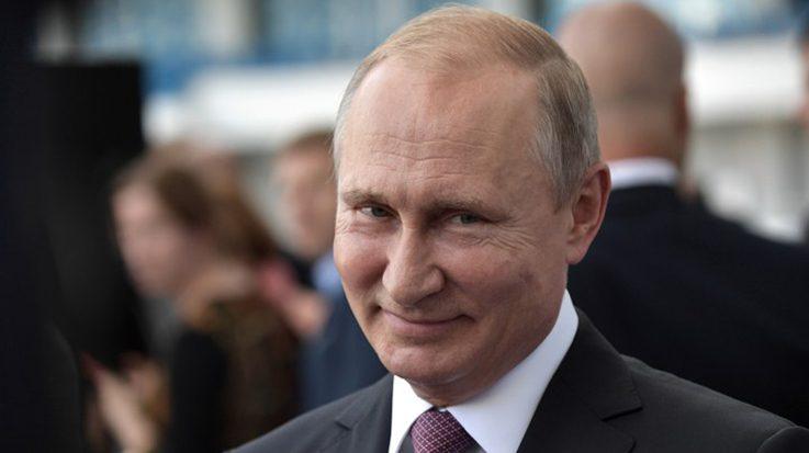 Putin quiere industrializar el país