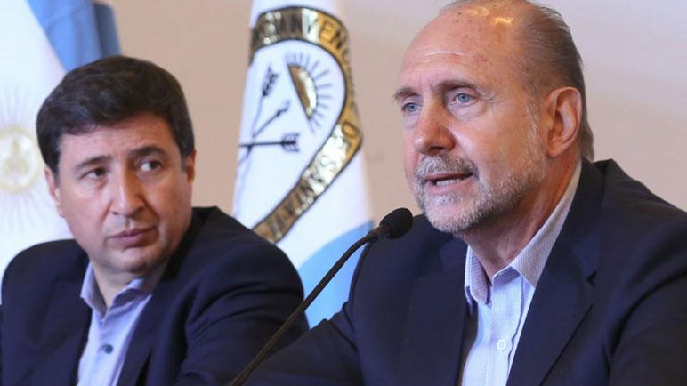 Arroyo y Perotti se presentan en Casilda.
