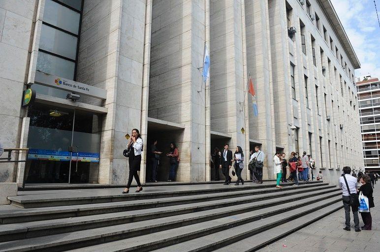 El juicio se desarrolla en los tribunal Provinciales de Rosario.