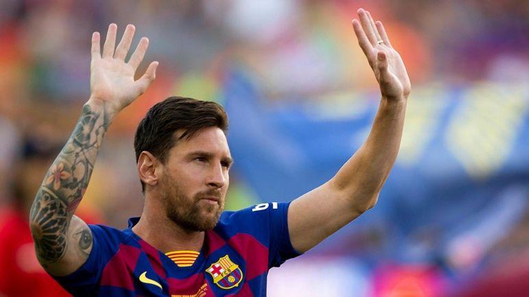 ¿Se irá Messi del Barcelona?