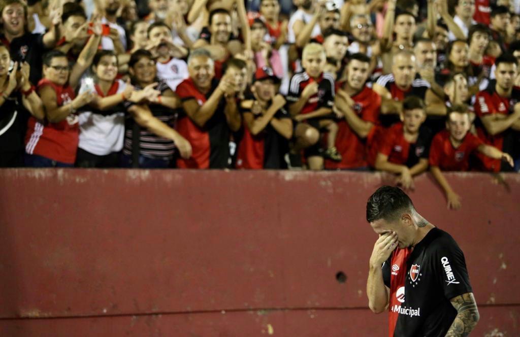 La emoción de Moreno (@CANOBoficial)