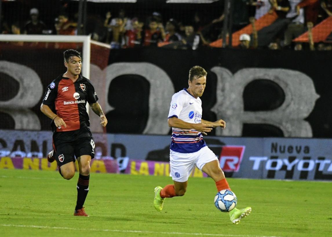 Newell's sacó un triunfo clave (Rosarioplus)
