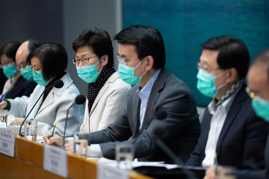 El virus avanza en China
