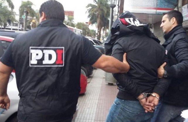 El homber se entregó tras cometer el crimen (Foto: Diario Uno Santa Fe)