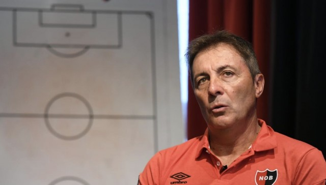 Kudelka habló de lo que pretende para lo que resta de la Superliga